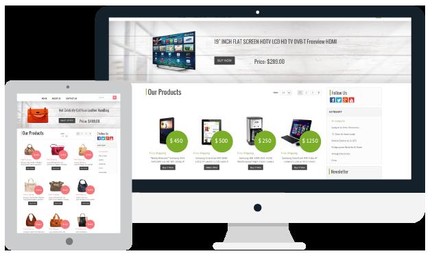 webstore ebay storefront